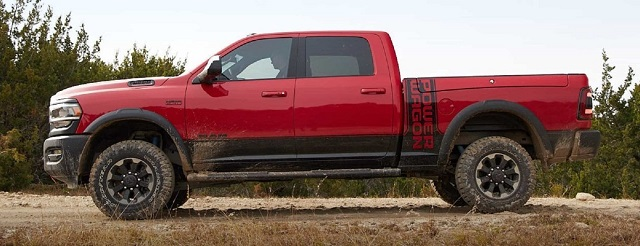 2021 RAM 2500 power wagon