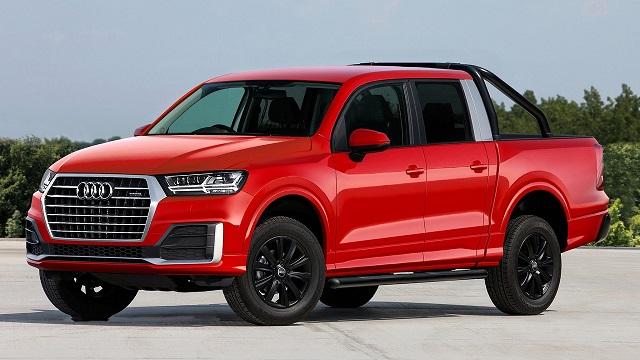 2021 Audi Pickup Truck release date