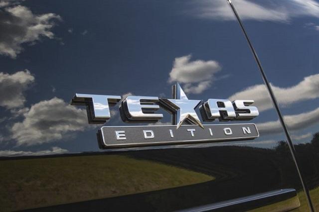 2021 Chevy Silverado 1500 Texas Edition