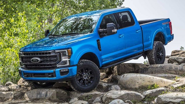 2021 Ford F-350 tremor