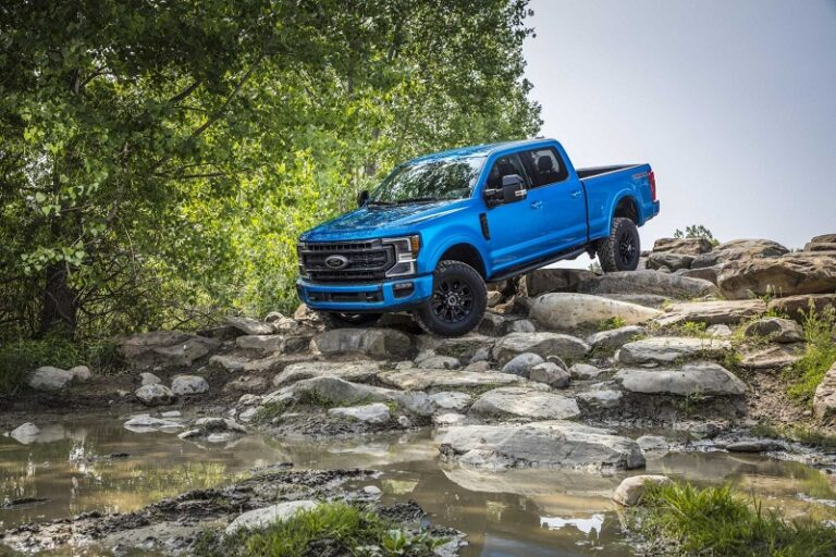 2021 Ford F250 Super Duty Tremor