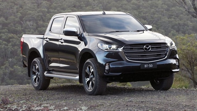 nextgen 2021 mazda bt50 set for debut shares platform