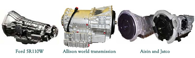 2021 RAM 3500 alisson transmission
