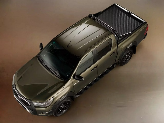 2021 Toyota HiLux gr