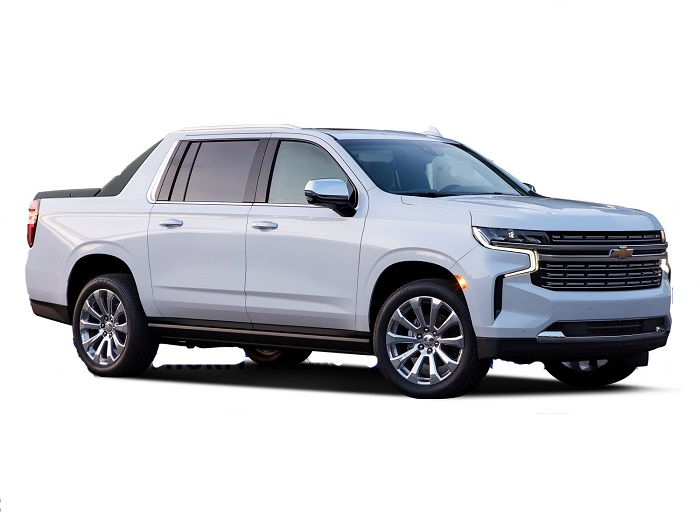 2021 Chevy Avalanche