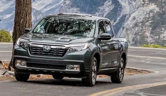 2021 Honda Ridgeline changes