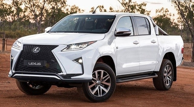 2021 Lexus Truck Rumors