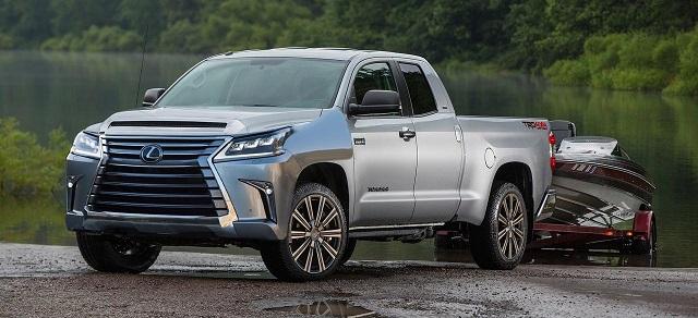 2022 Lexus Truck Rumors
