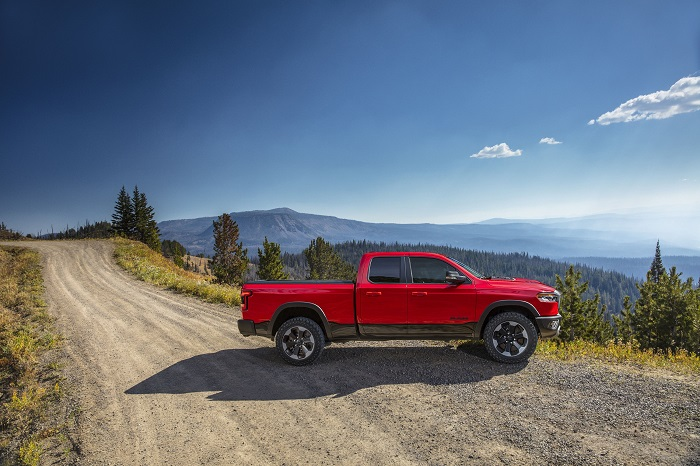 2021 Dodge RAM Dakota