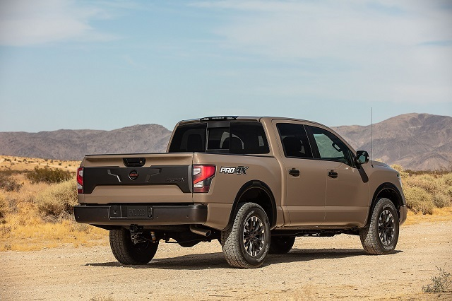 2021 Nissan Frontier Pro-4X release date