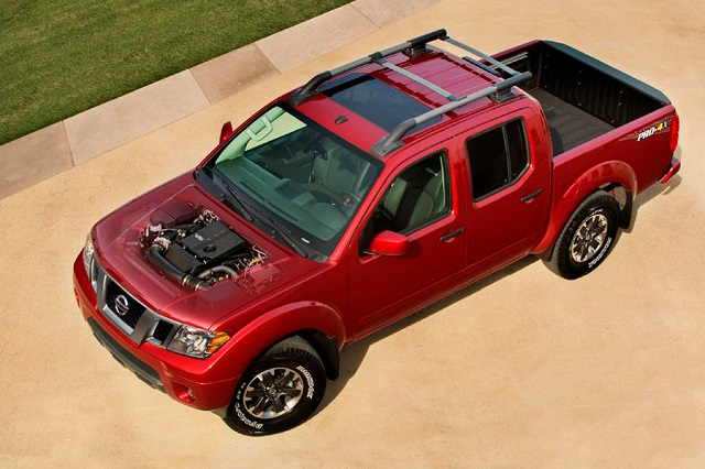 After New Engine, 2021 Nissan Frontier is Getting a Fresh ...