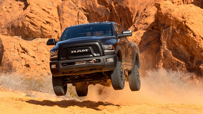 2021 RAM 2500 Power Wagon off road