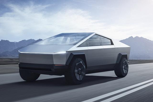 2021 Tesla Cybertruck release date