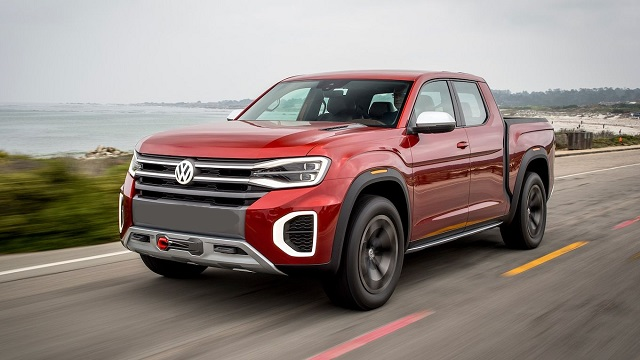 2021 VW Amarok v6