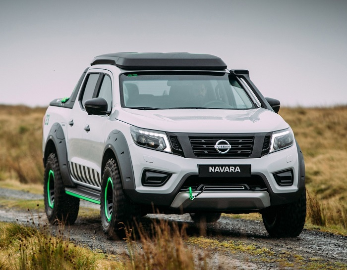 2021 Nissan Navara NP300 changes