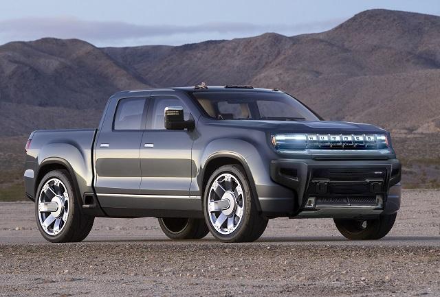 Future Electric Pickup Trucks [2021,2022 and 2023]