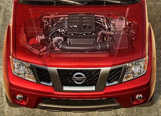 2022 Nissan Navara V6