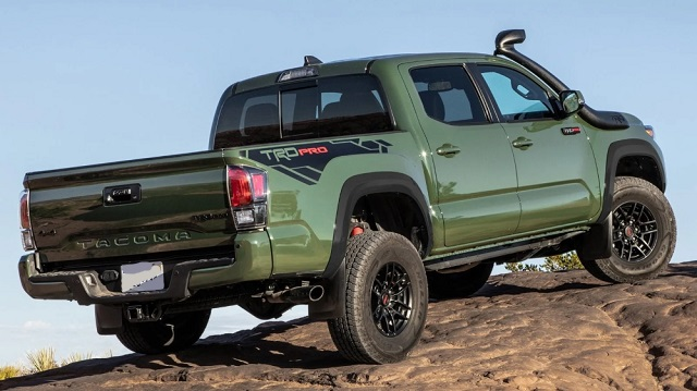 2022 Toyota Tacoma TRD Pro price