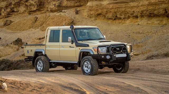 Toyota Land Cruiser Namib Edition