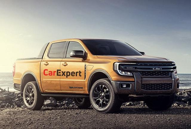 2022 Ford Ranger redesign