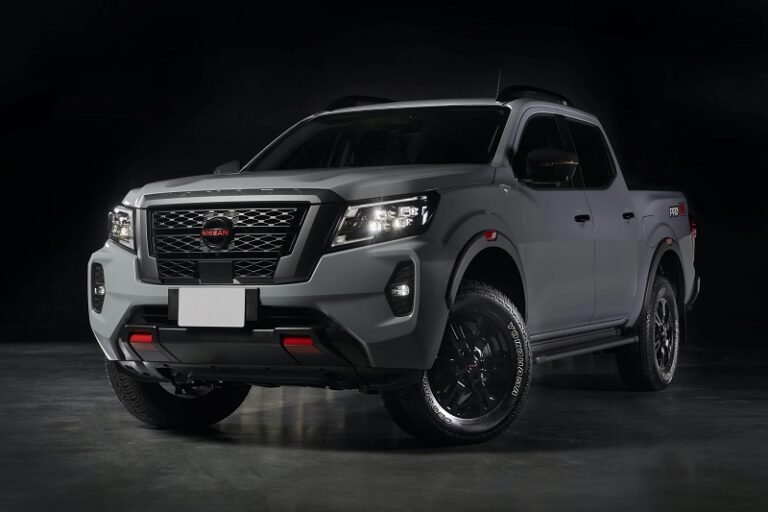 2022 Nissan Frontier refresh