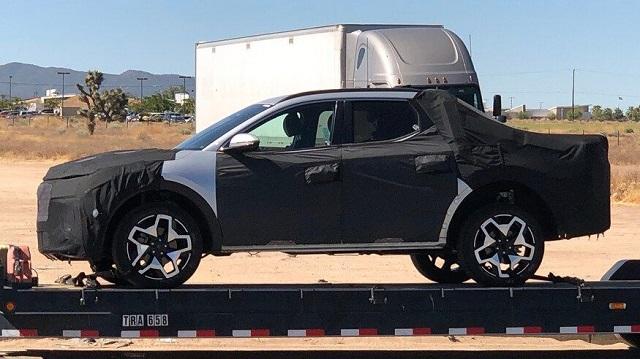 2022 Hyundai Santa Cruz truck