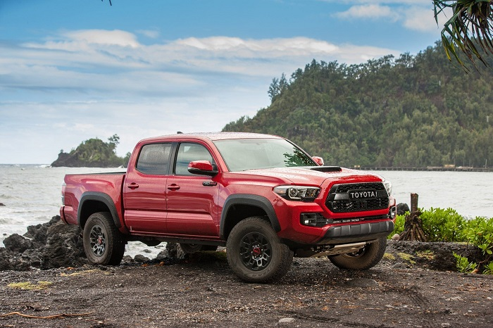 2022 Toyota Tacoma production mexico