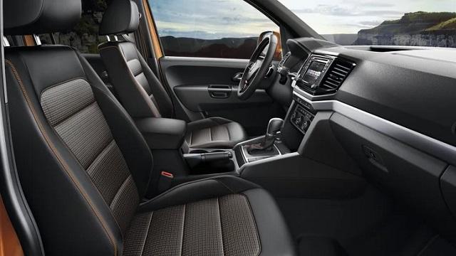 Next-Gen 2022 VW Amarok Diesel