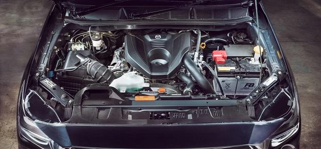2022 Mazda BT-50 specs