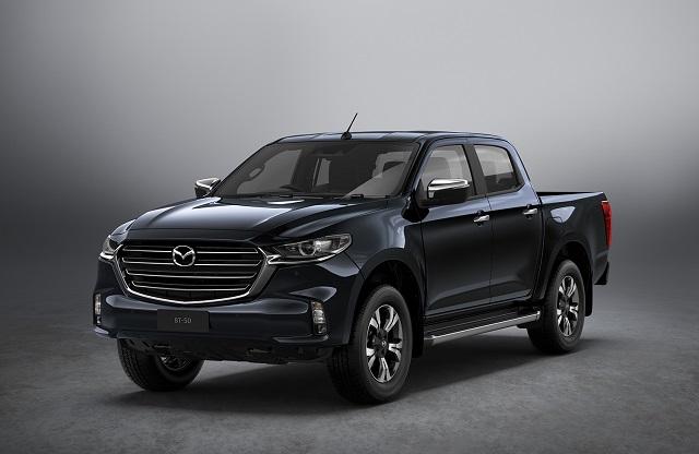 new 2022 Mazda BT-50