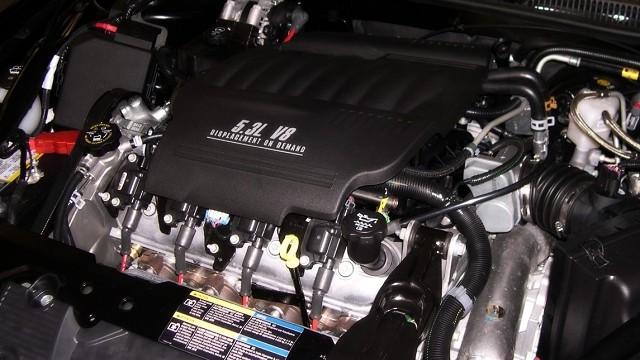 2022 Chevy Avalanche V8