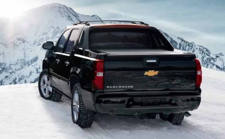 2022 Chevy Avalanche price