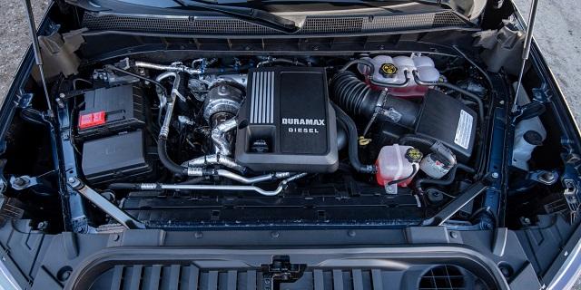 2022 GMC Sierra 1500 diesel