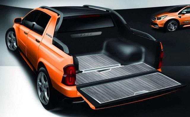 2022 Subaru Baja Pickup Truck concept