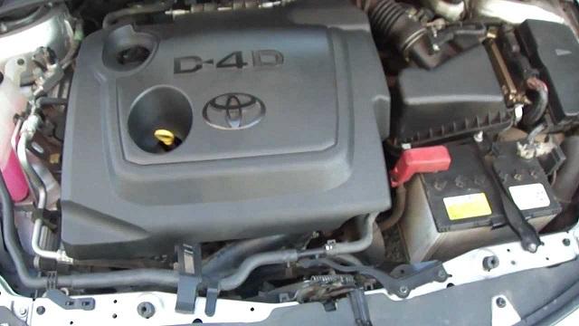 2022 Toyota Tacoma Diesel D-4D