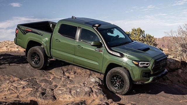 2022 Toyota Tacoma Diesel Latest Rumors
