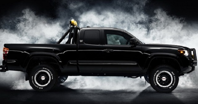 2022 Toyota Tacoma Diesel concept