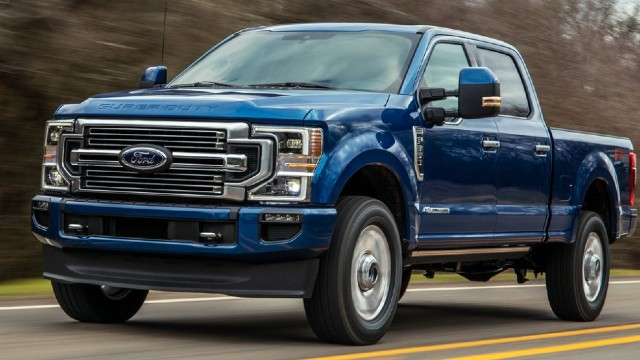 2022 Ford F-350 Limited