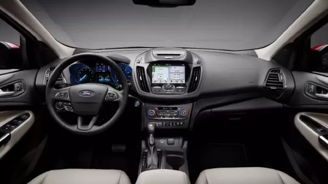 2022 Ford Ranchero interior