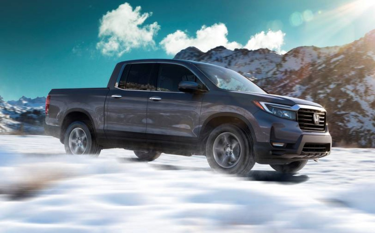 2022 Honda Ridgeline review