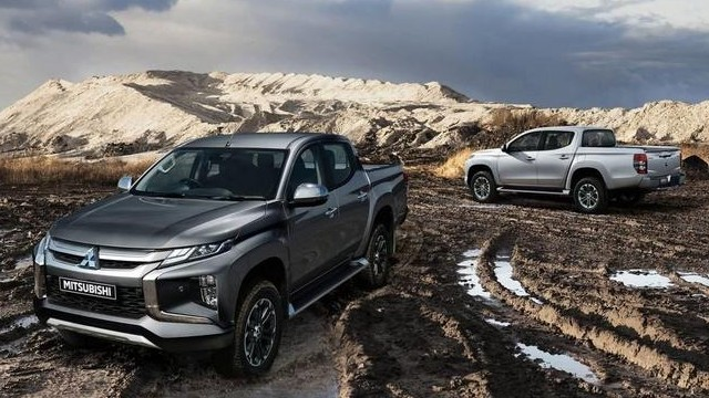 2022 Mitsubishi L200 off road