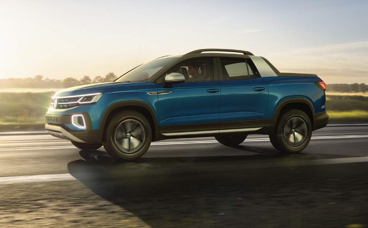 2022 VW Tarok release date