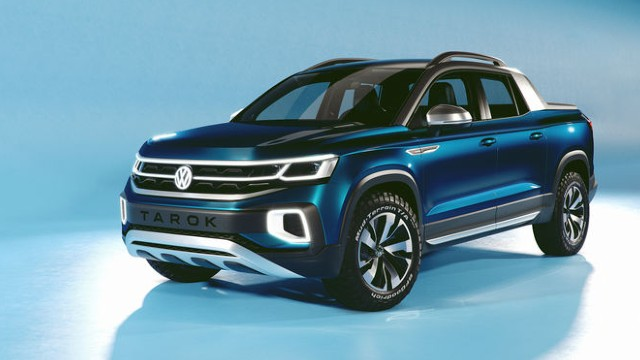 2022 VW Tarok truck