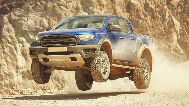 2022 Ford Ranger Raptor price