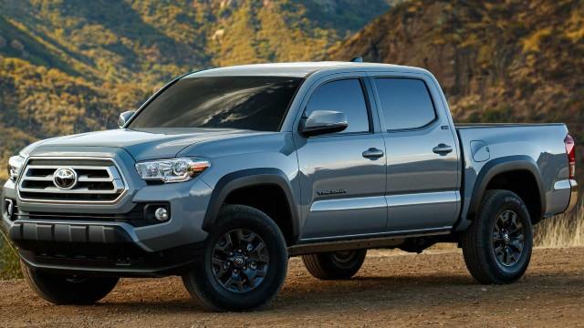 2022 Toyota Tacoma Hybrid redesign
