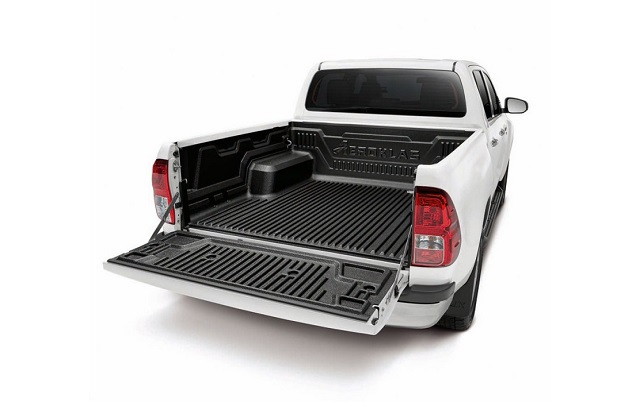 Toyota Hilux towing capacity