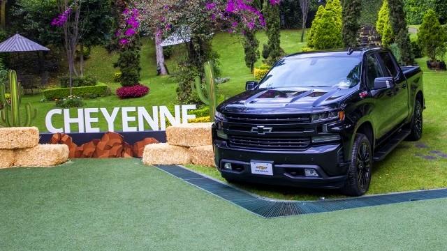 2022 Chevy Silverado Cheyenne comeback