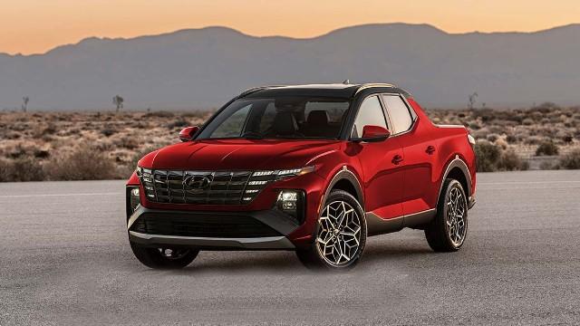 2022 Hyundai Santa Cruz N design