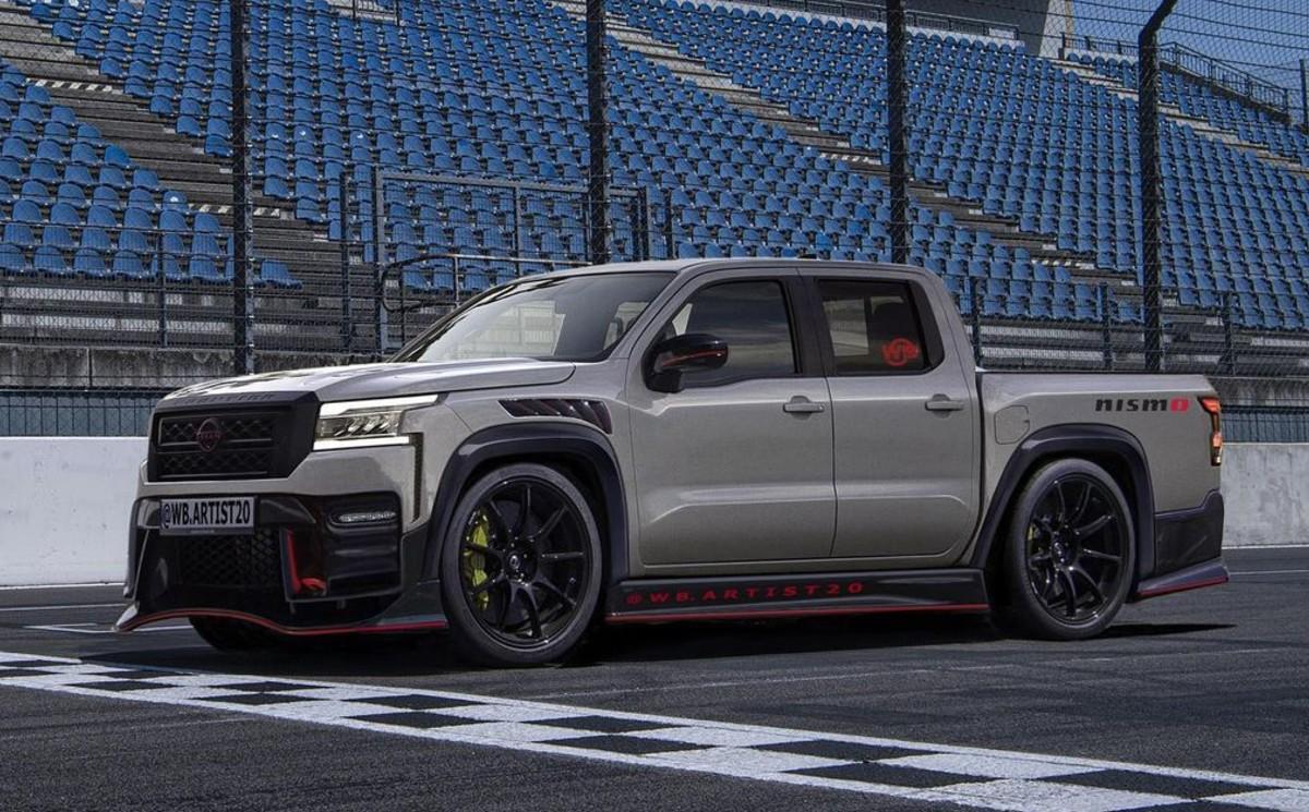 2022 Nissan Frontier NISMO price