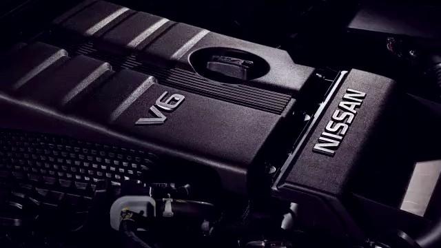 2022 Nissan Frontier NISMO v6